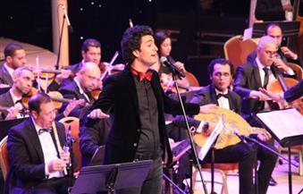 ليلة بطعم الطرب والسلطنة..غادة رجب ومحمد محسن في حفل استثنائي لمهرجان الموسيقى العربية