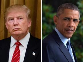 أوباما يفتح النار على ترامب ويندد بصمت الجمهوريين على تصرفاته