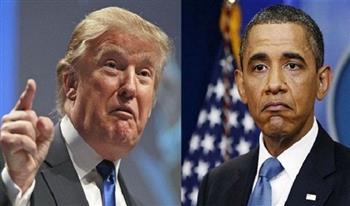 """أوباما يدعو العالم إلى """"منح فرصة"""" لترامب"""