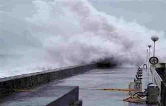 إغلاق بوغاز ميناء الإسكندرية نظرا لسوء الأحوال الجوية