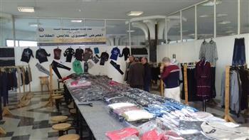 الثلاثاء-القادم-جامعة-المنصورة-تفتتح-معرض-الملابس-الخيري-للطلاب