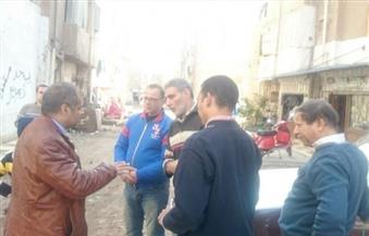إحالة 54 من العاملين بالمحليات والصحة فى المحلة الكبرى للتحقيق