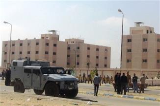 تأجيل محاكمة أميني شرطة ومتهمين في واقعة تسهيل الهروب من سجن المستقبل بالإسماعيلية