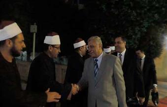 """بالصور.. """"محافظة البحيرة"""" تحتفل بذكرى المولد النبوى الشريف"""