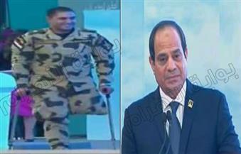 السيسي: الشعب المصري لديه كبرياء بلا كبر..  وأسأل الله أن لا يحوجنا إلا إليه