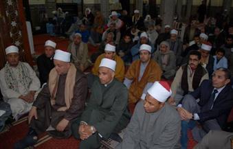 """""""أوقاف سوهاج"""" تنظم احتفالاً بالمولد النبوي الشريف"""
