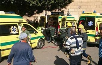 ننشر أسماء ضحايا حادث الكاتدرائية بمستشفى الطوارئ بجامعة عين الشمس