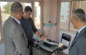بالصور.. محافظ البحر الأحمر ومدير الأمن يتفقدان الخدمات الأمنية بكمين المطار بالغردقة