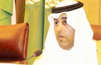 """رئيس البرلمان العربى: السيسى حريص على تعزيز العلاقات """"العربية العربية"""" والعلاقات """"المصرية السعودية"""""""