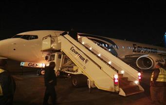 مصر للطيران تستقبل أولى طائراتها الجديدة من طراز بوينج B737-800 NGs