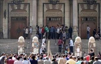 تأجيل محاكمة 494 متهمًا فى أحداث مسجد الفتح للشهود