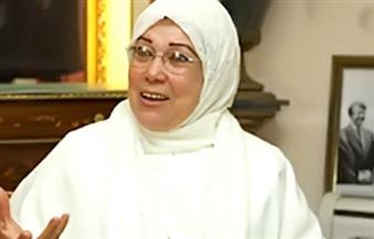 ياسمين الخيام تتحدث عن والدها الشيخ الحصرى فى صباح الخير يا مصر