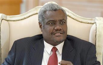 رئيس مفوضية الاتحاد الإفريقي يدعو للتعاون ودعم الشباب ومواجهة الهجرة غير الشرعية