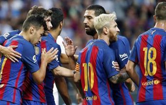 برشلونة يفوز على أهلي جدة وديًا