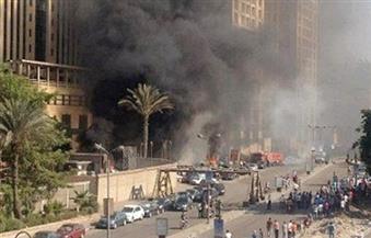 """حجز إعادة محاكمة 22 متهمًا في """"أحداث أبراج نايل سيتي"""" للحكم"""