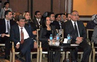 مايا مرسي تطالب بتجديد الخطاب الديني لمواجهة الإرهاب