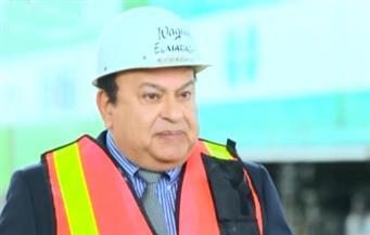 """أستاذ الهندسة الصناعية بجامعة ويندسور يعرض تجربته في تصميم قطار بكندا في مؤتمر """"مصر تستطيع"""""""