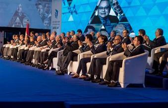 """في يومه الثاني.. صناعة الطيران والبنية التحتية أهم ملفات الجلسة الأولى في """"مصر تستطيع"""""""