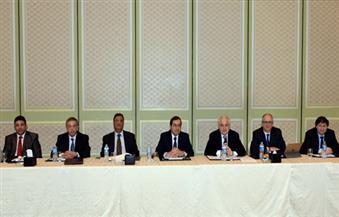 وزير البترول يرأس اجتماع اللجنة العليا لمتابعة موقف تقدم الأعمال بمشروع تنمية حقل ظهر
