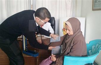 """""""الداخلية"""" توقع الكشف الطبي على 139 مواطنا بمستشفيات الشرطة وتصرف الأدوية بالمجان"""