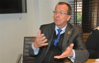"""كوبلر لـ""""بوابة الأهرام"""": رفع حظر الأسلحة عن ليبيا بشروط.. ولابد من دعم """"الجيش الليبي الموحد"""""""