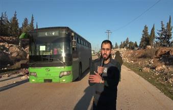 بالفيديو... ماذا قال الناجون ومسئول الصليب الأحمر بعد خروج أول دفعة جرحى ومدنيين من حلب؟