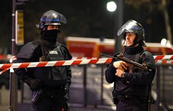 إطلاق نار في ساحة مسجد بباريس