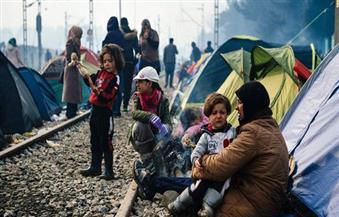 لاجئون سوريون يعودون لبلادهم من لبنان