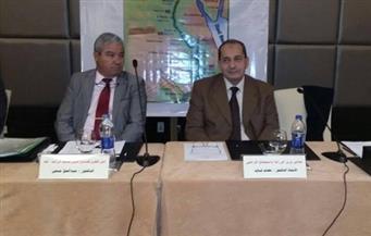 """بالصور.. وزير الزراعة يفتتح ورشة العمل السنوية لـ""""الإيفاد"""" بالقاهرة"""