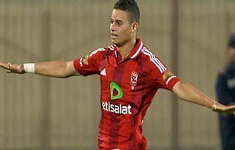 الأهلى يهزم الداخلية بثنائية أزارو وسعد في الدوري الممتاز