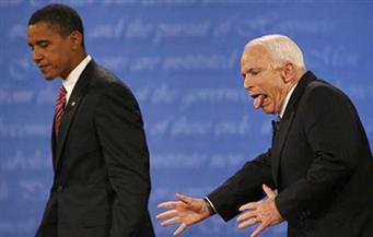 ماكين يهاجم أوباما ويتهمه بأنه أفقد الولايات المتحدة هيبتها
