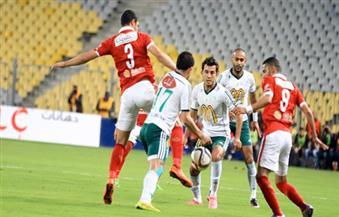 عقوبات على الأهلي والمصري بعد أحداث مباراتهما في الدوري المصري