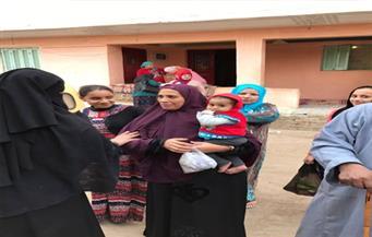 """بالصور.. """"سيدات البحيرة"""" يطالبن بإنشاء مدارس للبنات ورصف الطرق وحل مشكلة زيادة الأسعار"""