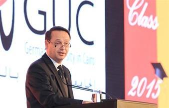 رئيس مجلس أمناء الجامعة الألمانية: 20% من الخريجين يعملون خارج مصر