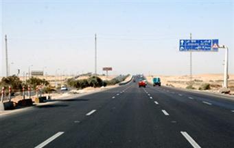 """سيولة بالمحور والإسكندرية الصحراوي وكثافات بالدائري.. و""""المرور"""": لا حوادث"""