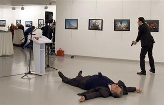المصور برهان يروي قصة اغتيال السفير الروسى منذ وصول القتيل كارلوف إلى رصاصة النهاية