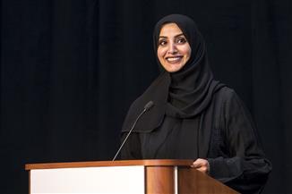 """عائشة بن بشر مدير """"دبي الذكية"""": نستخدم التكنولوجيا لجعل مدينتنا الأسعد في العالم"""