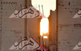 """بدء فعاليات ثاني أيام مهرجان """"الأقصر عاصمة الثقافة العربية"""" بمعبد الكرنك"""