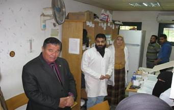 إحالة 11 طبيبًا ومسئول الحضور والانصراف بمستشفى كفر الزيات العام للتحقيق بسبب الإهمال