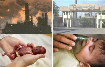"""""""زراعة المعاناة"""" حول مصانع الأسمدة تزيد الإجهاض وتشوه الأجنة.. """"النواب والحكومة"""" يتجاهلان والمأساة مستمرة"""
