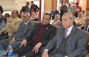 بالصور.. محافظ قنا يشهد احتفال جمعية النور للمكفوفين