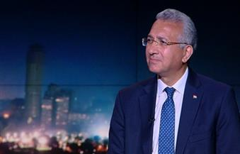 حجازي: مصر تسعى إلى خلق نطاق إستراتيجي إقليمي مع قبرص واليونان|فيديو