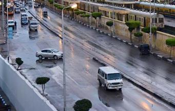 الإسكندرية تعلن رفع درجة الاستعداد القصوى في رابع أيام نوة الفيضة الصغرى