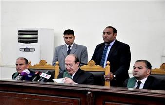 """تأجيل جلسة إعادة إجراءات محاكمة ٥٦ متهمًا فى """"أحداث الذكرى الثالثة للثورة"""" لـ١٢ يوليو"""