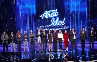 """13 مشتركًا أعينهم على اللقب في جولة منافسة جديدة وحاسمة من الموسم الرابع لـ""""آراب آيدول"""""""