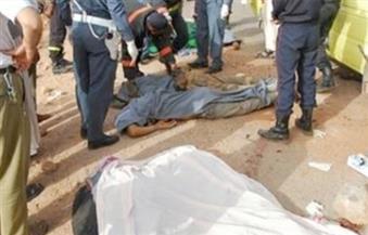 مصرع طالب وإصابة 3 آخرين دهستهم سيارة أمام مجمع مدارس بالعياط