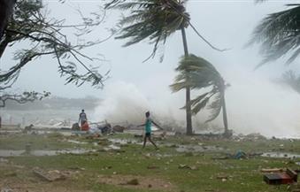 """الإعصار """"نوك تين"""" يضرب الفلبين وإجلاء أكثر من 200 ألف شخص"""