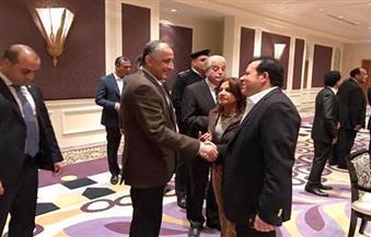 بالصور.. محافظ المركزي يجتمع مع مستثمري جنوب سيناء لبحث مساندة القطاع السياحي
