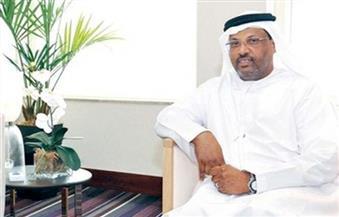 وصول السفير الإماراتي بالقاهرة للمشاركة في احتفالية الأهرام بمئوية الشيخ زايد