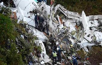 تحطم طائرة شحن تركية بقرغيزستان ومقتل 16 شخصًا سقطت على منازلهم